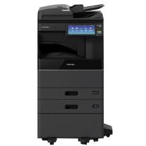 东芝 TOSHIBA A3彩色数码复印机 e-STUDIO 2510AC  (复印/网络打印/网络扫描/双面器/双纸盒/双面输稿器/工作台)