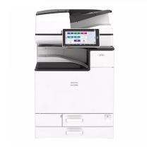 理光 RICOH A3彩色数码复印机 IM C3500  (双纸盒、双面输稿器、工作台)