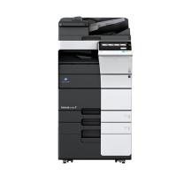 柯尼卡美能达 KONICA MINOLTA A3彩色数码复印机 Bizhub C458  (双纸盒、双面输稿器、工作台)