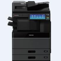东芝 TOSHIBA A3彩色数码复印机 e-STUDIO3015AC  (四纸盒、双面器、双面送稿器)