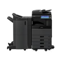 东芝 TOSHIBA A3彩色数码复印机 e-STUDIO3515AC  (四纸盒、双面器、双面送稿器、鞍式装订器)