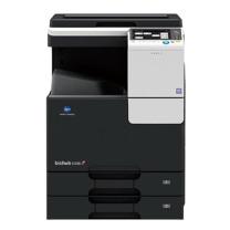 柯尼卡美能达 KONICA MINOLTA 彩色复印机 bizhubC226 商品毛重:65.0kg/商品产地:中国大陆/打印幅面:A3幅面/技术类型:彩色激光 (白)
