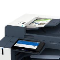 富士施乐 FUJI XEROX A3彩色数码复印机 DC-VII C3372 CPS  (双纸盒、双面输稿器)
