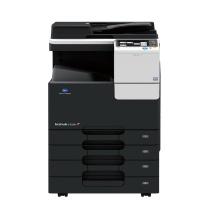 柯尼卡美能达 KONICA MINOLTA A3彩色复印机 bizhub C7222 (黑白) 配双面自动送稿器,工作台