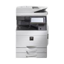 夏普 SHARP A3彩色数码复印机 MX-C5081DV  (双纸盒、双面输稿器)