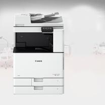 佳能 Canon Canon A3彩色数码复印机 IRC3125 (双纸盒、双面输稿器、工作台)