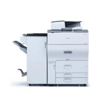 理光 RICOH A3彩色数码复合机 IM C6500  (主机+双面同步送稿器+2000页小册子装订器) (计价单位:台) 白色