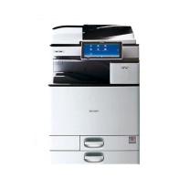 理光 RICOH A3黑白数码复印机 MP 2555SP  (双纸盒、双面输稿器、工作台)