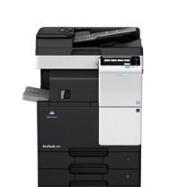 柯尼卡美能达 KONICA MINOLTA A3黑白数码复印机 bizhub 287  (双纸盒、双面输稿器、工作台)