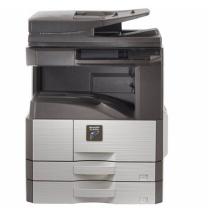 夏普 SHARP A3黑白数码复印机 MX-M3158NV  (双纸盒、双面输稿器、工作台)
