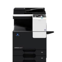 柯尼卡美能达 KONICA MINOLTA A3黑白数码复印机 bizhub 7528  官方标配 自动双面输稿器 加配网卡 工作台
