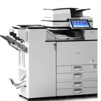 理光 RICOH A3黑白数码复印机 MP5055SP  (四纸盒、双面输稿器、小册子装订器SR3220)