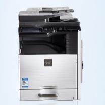 夏普 SHARP 复印机 MX-B4621R (含双面输稿器+双纸盒) (黑色) 含地台