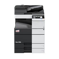 德凡 A3黑白数码复印机 ineo 458e  (双纸盒、双面同步输稿器、刷卡打印、三年保修)
