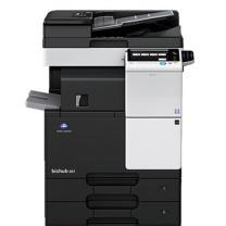 柯尼卡美能达 KONICA MINOLTA A3黑白数码复印机 bizhub 367  (双纸盒、双面输稿器、工作台)