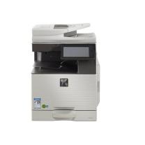 夏普 SHARP A3黑白数码复印机 MX-B6081D  (复印、打印、扫描、10.1英寸液晶触摸屏,500G硬盘,DSPF双面送稿器)