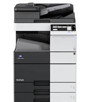 柯尼卡美能达 KONICA MINOLTA A3黑白数码复印机 bizhub 658e  (双纸盒、双面输稿器、工作台)