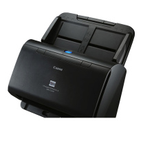 佳能 Canon 桌面送纸型文件快速扫描仪 双面佳能扫描仪 DR-C240