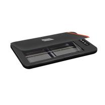 中晶 Microtek A4平板扫描仪 phantom V400plus (黑色)