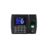 中控 ZKTeco 指纹彩屏考勤机 K28  (无WIFI连接)(不含安装服务)