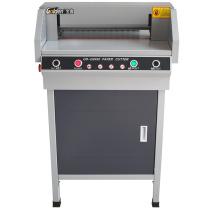 金典 GOLDEN 电动大幅面切纸机 GD-QZ450  手动推纸电动压纸 裁切厚度4cm