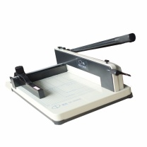 道顿 DOCON 手动重型厚层桌面式手动切纸机 DC-3204SQ A4幅面 裁切40mm