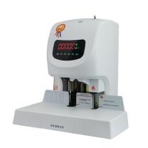 优玛仕 U-mach 全自动财务装订机 U-50YH  屏显打孔次数、远程维护(半自动财务装订机)