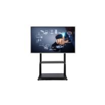 微光 多媒体触摸一体机 会议平板 电子白板 壁挂触控广告机 29779848418  65英寸