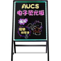 AUCS AUCS电子荧光板带一体式支架  60*80cm