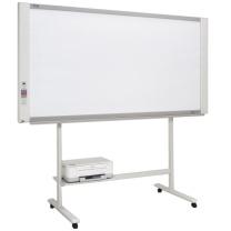 普乐士 PLUS 普通纸彩色加宽型电子白板 M-18W  (含HP喷墨打印机)