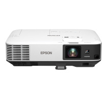 爱普生 EPSON 投影机套餐包 CB-2255U  (5000/WUXGA/15000:1)主机+吊架+HDMI线+安装