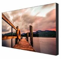 拼接大屏展示系统 拼接整体尺寸长×高:7268.4mm*2046.6mm  含图像处理器,含液压支架,含安装