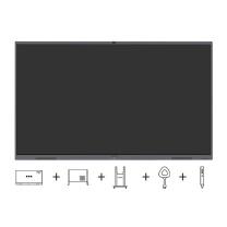 MAXHUB V5 经典版 75英寸 智能会议平板/交互式电子白板 CA75CA Windows/MT51A-i7核显/16G/256G  +无线传屏+智能笔+移动支架