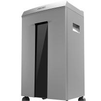 得力 deli 碎纸机 9906  大容量多功能办公商用碎纸机文件粉碎机 长时间5级保密