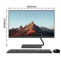 联想 lenovo 台式电脑 AIO逸 23.8英寸 (黑色) (六核i5-9400T 8G 512G 2G独显)