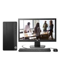 惠普 HP 台式电脑套机 HP 285 Pro G3 MT 18.5英寸 AMD PRO A6-9500 4G 1T DVDRW win10-home 3年上门