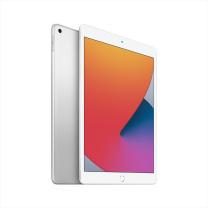 苹果 Apple 平板电脑 MYLE2CH/A 10.2英寸 2020年新款 128G WLAN版  Retina显示屏 A12仿生芯片 银色 1年质保