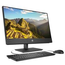 惠普 HP 一体式电脑 ProOne400G5 20英寸 i3-9100T 8G 1T 超薄SuperMultiDVDRW Windows10Home64 3年保修