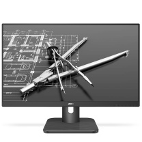AOC 显示器 X23E1H 22.5英寸 AH-IPS面板低蓝光显示器HDMI接口
