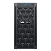 戴尔 DELL 塔式服务器主机 PowerEdge T140 至强E-2246G 六核 3.6G 16G*2 3*4TB  H730P 3年上门