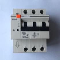 IB1-3P智能断路器380V 63A IB1-TC63