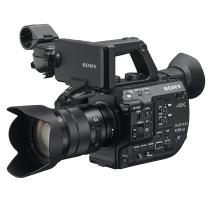 索尼 SONY 录像机 PXW-FS5M2K 4K专业数码摄像机 便携式摄录一体机 电影机 含索尼FE18-105镜头
