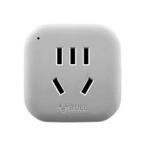 公牛 BULL 英标旅行电源转换器插座/转换插头 GN-901E  适合国外使用