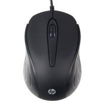 惠普 HP 有线鼠标 S300 (黑色) (T7B40PA)