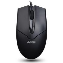 双飞燕 A4TECH 有线鼠标 OP-550NU (黑色) USB