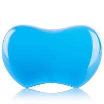 宜客莱 ECOL'A 鼠标垫 TOK-GEL06BL (蓝色) 水晶硅胶鼠标垫护腕