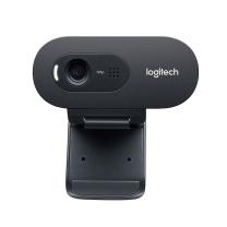 罗技 Logitech 网络摄像头 C270i (黑色)