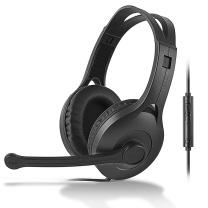 漫步者 EDIFIER 头戴式耳机 K800 单孔版 头戴式耳机 (黑色)