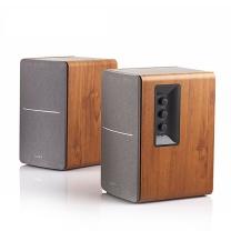 漫步者 EDIFIER 音箱 R1200TII 2.0多媒体有源木质音箱  一对装