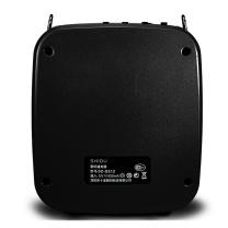 十度 ShiDu 数码扩音器 有线小蜜蜂 S512 (经典黑) 专业大功率